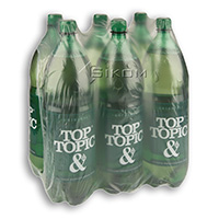 TopTopic 6 x 1,5 l  PET