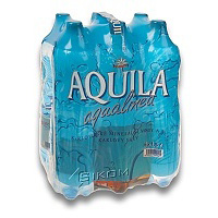 Aquila neperlivá 6 x 1,5 l PET